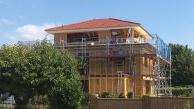 Zimmerei und Dach